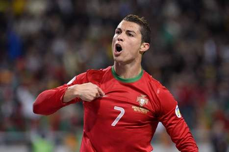 U.S. fans shouldn't be worried about Cristiano Ronaldo | Brazil World Cup 2014. | Scoop.it