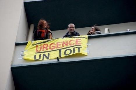 Chauffés mais vides depuis un an, sept appartements réquisitionnés par des militants | Toulouse La Ville Rose | Scoop.it