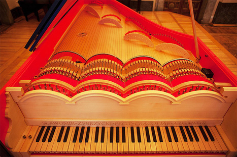Polish Concert Pianist Builds a 'Viola Organista' Based on a 500-Year-Old Sketch from Leonardo Da Vinci   Culture and Fun - Art   Scoop.it