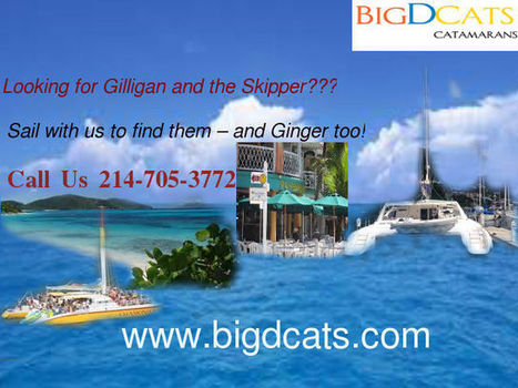 Sail Paradise with Bigdcats in the British Virgin Islands | Catamaran Services | Scoop.it