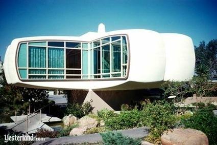 La maison du futur vue des années 50 | Solutions pour l'habitat | Ma Maison sur Mesure | Scoop.it