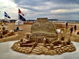 Hampton Beach Master Sand Sculpture Competition 2012 | New Hampshire Real Estate Blog | Southern NH & the Seacoast Area Lifestyle & Real Estate ~Monika McGillicuddy 603-944-9172 | Scoop.it