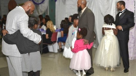 American prison hosts first-ever father-daughter dance - CNN | Tasmania Prison Service Exposed | Scoop.it