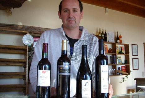 Gaillac. Nicolas Hirissou parmi les «jeunes talents» français du vin | Vignerons de Terres de Gaillac | Scoop.it