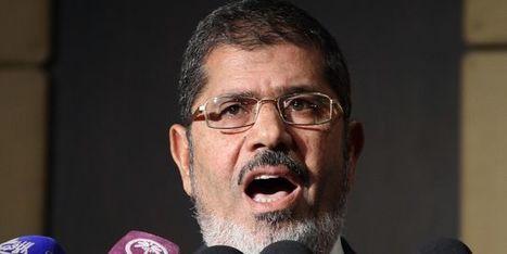 L'Egypte nie que Morsi ait prôné un renforcement des relations avec l'Iran   Égypt-actus   Scoop.it