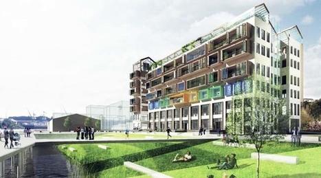 Solar Phileas: edificio storico in cemento armato diventa sostenibile ... | Il mondo delle strutture | Scoop.it
