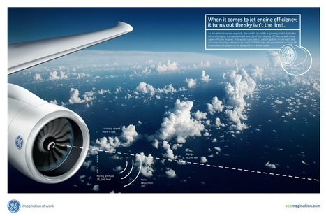 """Imagination At Work"" Ad Campaign by General Electric 