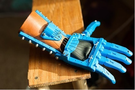 Online community connects 3D printer owners with people who need prosthetic hands | Library Innovation | Scoop.it