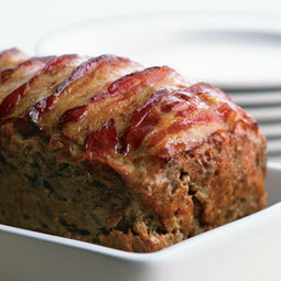 Meat Loaf | MyRecipes.com | Healthy Eating for a Healthy Life | Scoop.it