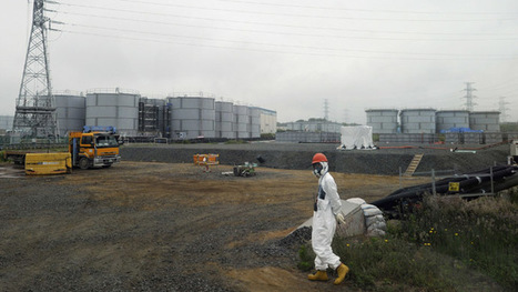TEPCO discloses extent of Fukushima radiation leak | Japan Daily News | Occupational health and safety. | Scoop.it