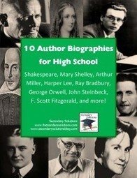 Using Biographies as Informational Texts: CCSS | Connect-a-Blog | Common Core State Standards SMUSD | Scoop.it