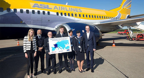 ASL Airlines adds routes #2 and #3 into Hamburg | ASL Airlines France | Scoop.it