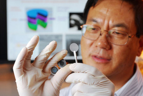 Researchers Develop a Self-Charging Power Cell | Five Regions of the Future | Scoop.it