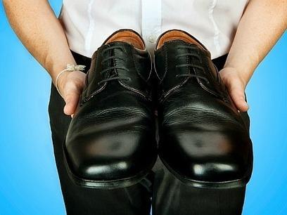 OMG Shoes! Your Boyfriend's Unexpected (& Expensive!) Habit - YourTango   men fashion shoes   Scoop.it