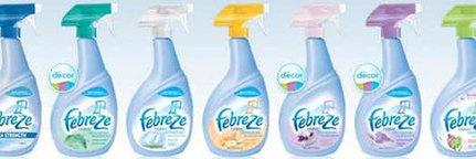 Ces substances que nous cache Febreze | Toxique, soyons vigilant ! | Scoop.it