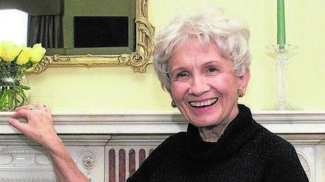 Alice Munro, Premio Nobel de Literatura 2013 | Formas poéticas clásicas y contemporáneas | Scoop.it