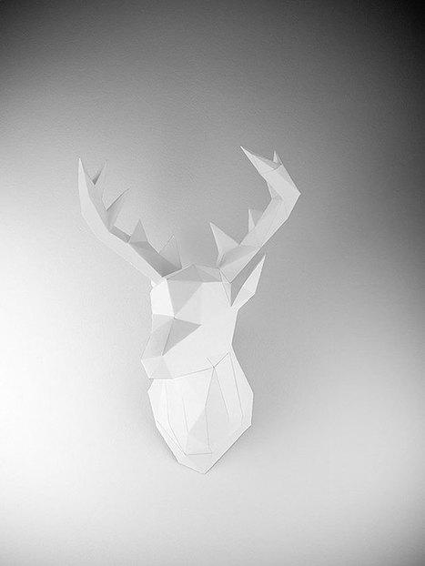Decoración con ciervos   Mil Ideas de Decoración   Decoración de interiores   Scoop.it