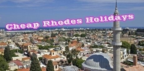 Cheap Rhodes Holidays | remyedsrh | Scoop.it