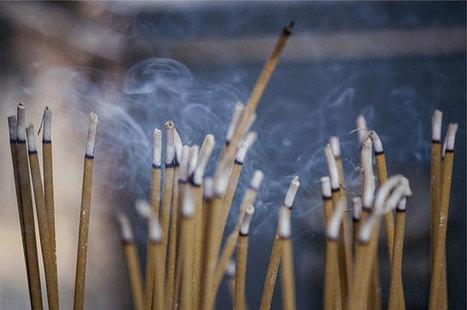 Idée reçue : l'encens assainit l'air ambiant | Toxique, soyons vigilant ! | Scoop.it