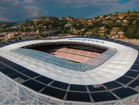 TRANSPARENCE innovante pour l'enveloppe du stade de Nice - Jean-Michel Wilmotte - LeMoniteur.fr | The Architecture of the City | Scoop.it
