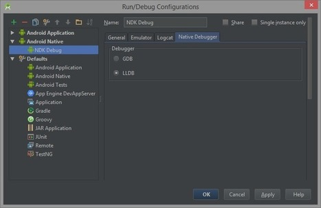 The new NDK support in Android Studio – ph0b's | Mobile Technology | Scoop.it