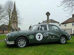 JAGUAR 3.8 MK 2 race track classic cars   Jaguar Mk2 - Space, Grace, and Pace!   Scoop.it