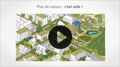 L'Instant Nature de Natureparif - Et si l'on pensait les villes et les bâtiments comme des ÉCOSYSTÈMES ? | Machines Pensantes | Scoop.it