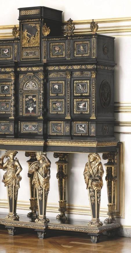 Château de Versailles : le XVIIIe aux sources du design - CôtéMaison.fr   Adobe illustrator   Scoop.it