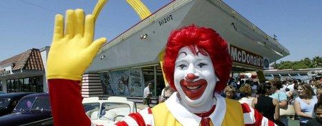 Un nouveau rapport dénonce les pratiques fiscales agressives de McDonald's | great buzzness | Scoop.it