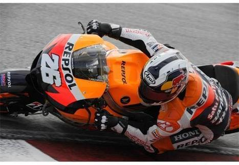 Dani Pedrosa - Interview after Sepang | MotoGP World | Scoop.it