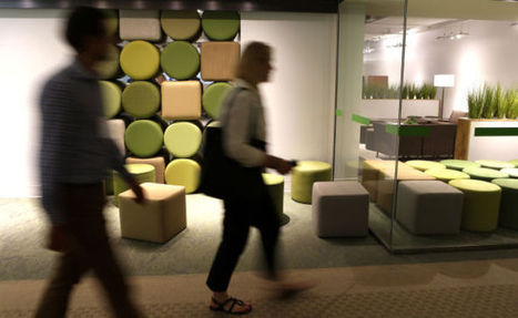 Tear down that cubicle wall, office furniture designers say | myinterests+dreams | Scoop.it