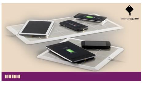 #StartUpOfNUMA : Energysquare ou la réinvention de la recharge mobile | Machines Pensantes | Scoop.it