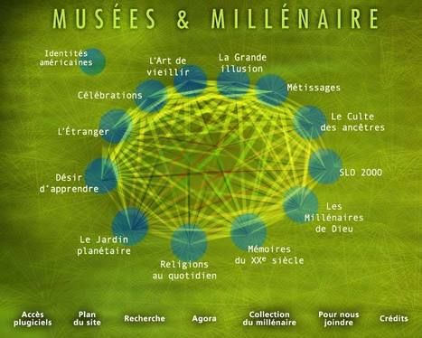 Musées & Millénaire - Museums & Millennium | Ressources d'autoformation dans tous les domaines du savoir  : veille AddnB | Scoop.it