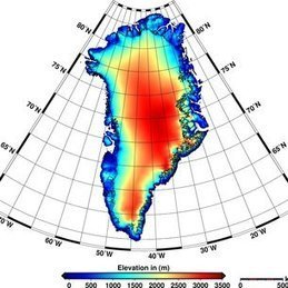 Ice sheet highs, lows and loss | Remote Sensing | Scoop.it