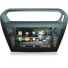 Autoradio DVD GPS Citroen 301 / Elysee avec écran tactile & fonction Bluetooth ,SD,TV,TNT,Ipod | Autoradio Citroen | Scoop.it