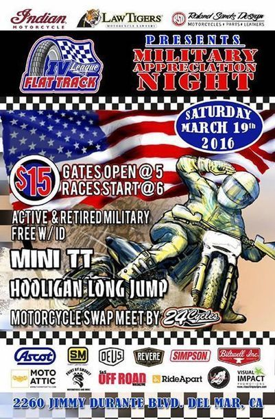 Cover Photos - IV League Flat Track | Facebook | California Flat Track Association (CFTA) | Scoop.it