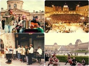 Music is in the Parisian air… | AvenueStory Blog | Blogs about Paris | Scoop.it
