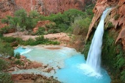 Havasu Falls - Havasupai Indian Reservation, Arizona | Road Tripping | Scoop.it
