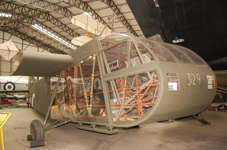 A 'hero' of D-Day - the Waco CG-4A assault glider | Warbirds | Scoop.it