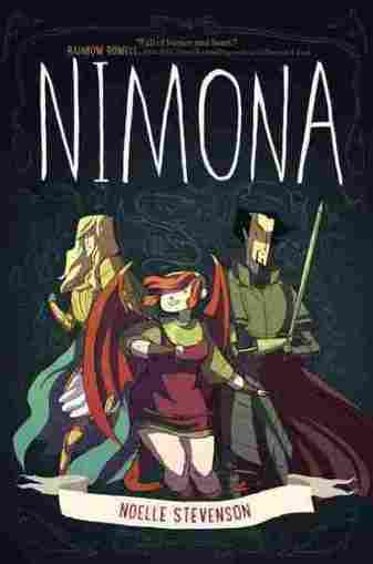 Fun, Fast-Moving 'Nimona' Is A Perpetual Surprise | Young Adult Novels | Scoop.it