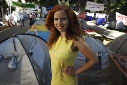 Occupy Zionism! Stav Shaffir on the new politics of patriotism and protest - Left Foot Forward | real utopias | Scoop.it