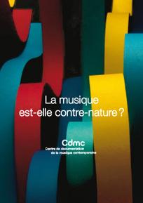 La musique est-elle contre-nature ? | DESARTSONNANTS - CRÉATION SONORE ET ENVIRONNEMENT - ENVIRONMENTAL SOUND ART - PAYSAGES ET ECOLOGIE SONORE | Scoop.it