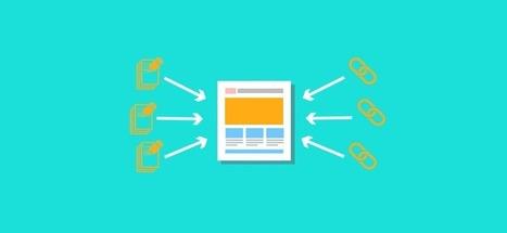 Linkbuilding y marketing de contenidos van de la mano   Marketing de Contenidos & SEO, Inbound Marketing (Español)   Scoop.it