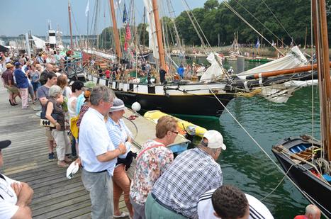 Temps Fête. Le port et les quais s'animent à Douarnenez ! - Le Télégramme | Tourisme en Bretagne Sud | Scoop.it