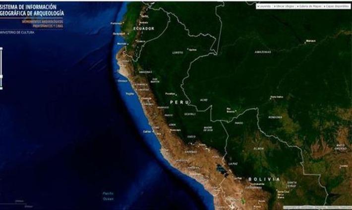 Ministerio de Cultura publica Geoportal del Sistema de Información Arqueológica | La Republica (Pérou) | Kiosque du monde : Amériques | Scoop.it