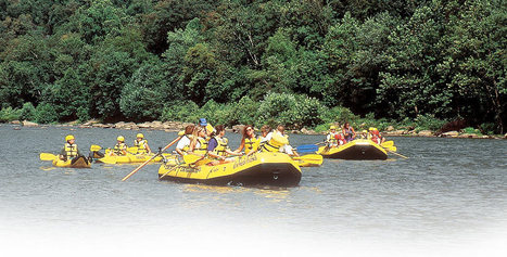 Family Friendly Scenic Float Trips on the New River - River Expeditions - River Expeditions   Family Travel Bag News   Scoop.it