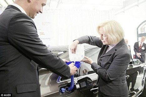 Amazing: New Synthetic Diesel Fuel made from Only Water & Air. | Technology in Business Today | Scoop.it
