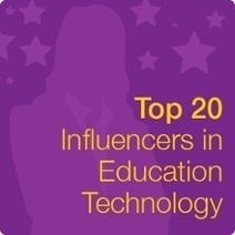 Top 20 Influencers in Education Technology | Cuppa | Scoop.it