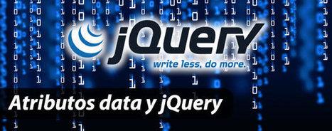 Obtener todos los atributos DATA de un elemento con jQuery y HTML5 Blog de Martin Iglesias | jquery | Scoop.it