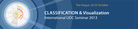 UDC Seminar 2013. Classification & Visualization interfaces to knowledge | Library & Information Science | Scoop.it